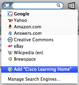 Cisco Learning Community Search